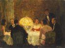 Otto Pippel - Abendgesellschaft