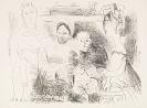 Pablo Picasso - Portrait de famille, Homme aux Bras croisés
