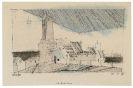 Lyonel Feininger - Old Powder Tower