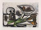 Pablo Picasso - Nature morte au Crane