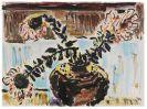 Karl Schmidt-Rottluff - Stillleben mit Chrysanthemen
