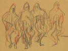 Ernst Ludwig Kirchner - Wigman - Tanz
