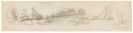 Lyonel Feininger - Dampfer und Segelboote (Zeichnung f�r ein Wandgem�lde f�r das Marine Transportation Building auf dem Gel�nde der Weltausstellung New York 1939/40)