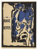 Wassily Kandinsky - Holzschnitt f�r den Almanach