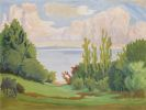 Erich Heckel - Am See