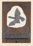 Georges Braque - Oiseau de passage