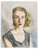 Rudolf Schlichter - Frauenbildnis