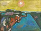 Friedrich Karl Gotsch - Der Kanal