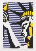 Roy Lichtenstein - I love Liberty