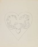 Andy Warhol - Untitled (Heart)