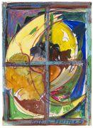 Dieter Roth - Kuss im Fenster 5