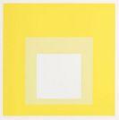 Josef Albers - Vier Bl�tter: Opalescent, Silent, Attic, Concord