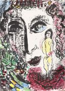 Marc Chagall - Lithographe I-VI