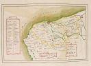 Auguste-Louis Bertin de Blagny - Dictionnaire historique et chronologique. Manuskriptatlas, um 1752