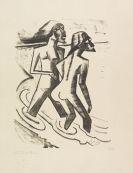 - Siebzehn Steinzeichnungen. 1921