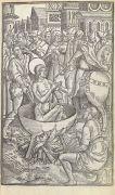 Horae B.M.V. - Heures a lusaige de Romme. Paris 1514