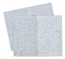 Theodor Fontane - Brief an F. Witte. März 1851