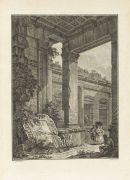 Charles-Louis Clérisseau - Antiquités de la France