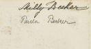 Paula Modersohn-Becker - T. B. Macaulay, Bibliographical Essays, 1857. Mit Besitzvermerk