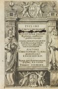 Euklid - Elementorum .... 2 Bde.
