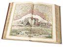 Johann Baptist Homann - Sammelatlas mit Manuskripteinträgen
