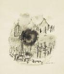 Zao Wou-Ki - Harry Roskolenko: Paris Poems