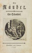 Friedrich von Schiller - Die Räuber