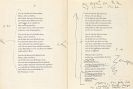 - Konvolut Autographen: Zuckmayer, Leip, Hesse, Bamm. 7 Obj.