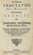 Julius Sperber - Ein geheimer Tractatus