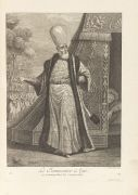Charles de Ferriol - Recueil de cent estampes + 2 Beigaben