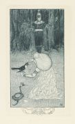 Heinrich Vogeler - 5 Bll. Figürliche Darstellungen,  davon 4 aus