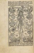 - In diesem Kalender... - Angebunden: Ars moriendi. 1509