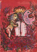Marc Chagall - Chagall. 4 Werke.