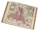 Johann Baptist Homann - Atlas Germaniae Specialis.