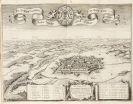 Matthäus Merian - Topographia Alsatiae / Sueviae. 2 Werke in 1 Bd.