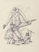 Alfred Kubin - 8 illustrierte Werke von Alfred Kubin