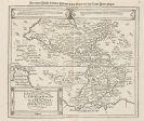 Sebastian Münster - Cosmographie, Basel 1592, daraus 25 Vortextkarten.