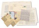 Theodor W. Adorno - 14 Briefe, Postkarten, dazu 3 Umschläge.