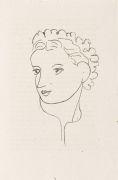 André Rouveyre - Repli. Gravures de Henri Matisse