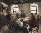 Hans Borchardt - Die Lesestunde