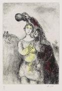 Marc Chagall - Aus: Bibel
