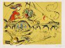Marc Chagall - Ile Saint Louis