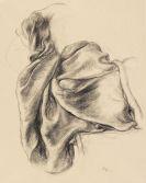 George Grosz - Textilstudie