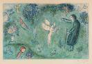 Marc Chagall - Le verger des Philétas