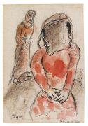 Marc Chagall - Tamara et Juda