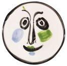 Pablo Picasso - Face No. 197