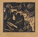 Lyonel Feininger - Gewitterregen
