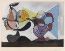 Pablo Picasso - Nature morte aux poires et au pichet (Still Life with Pears and Pitcher).
