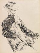 George Grosz - Draped Dummy