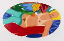 Tom Wesselmann - Beautiful Bedroom Kate